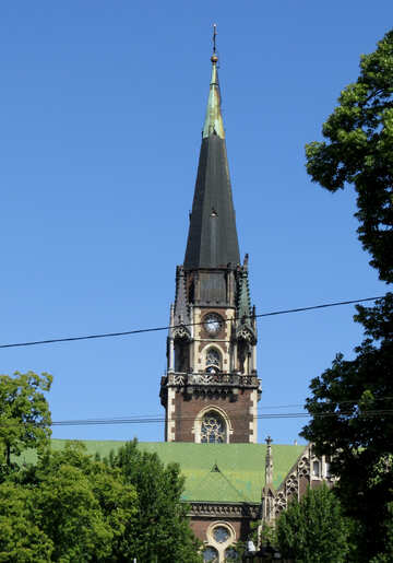 High building church №52205