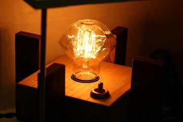 a light bulb lighting up №52838