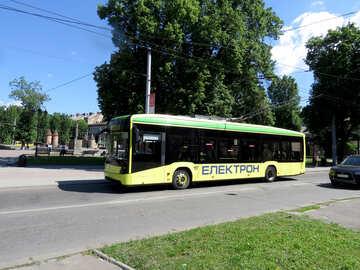 Bus Electorn №52207