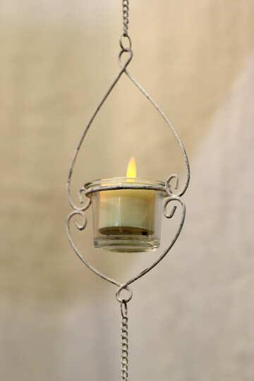 Пламя свечи №52819
