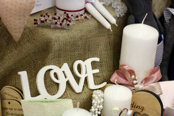 love candle №52737