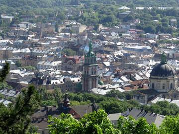 Veduta aerea della città №52092