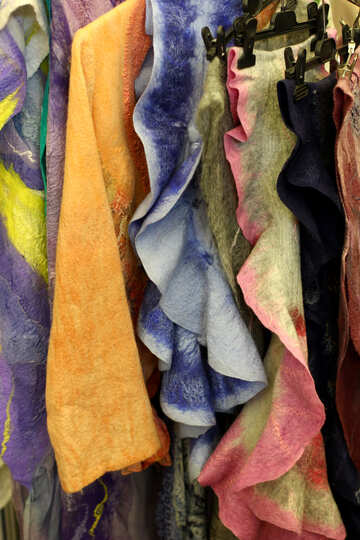 Clothes colorful №52693