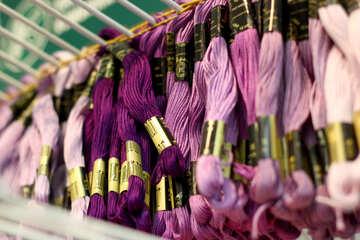 embroidery thread cottom floss yarn №52549