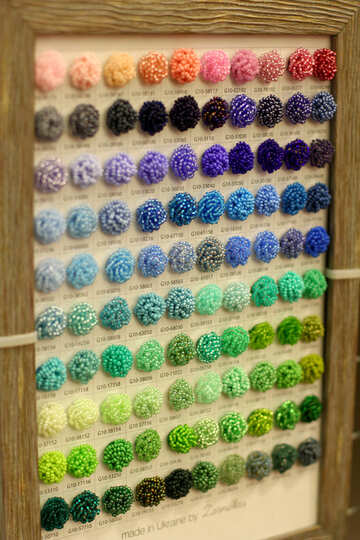 a lot of colors yarn №52708