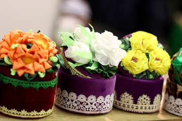 Flowers in pots №52822