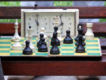 Ein gutes Schachspiel №52294