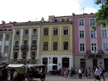 Classic housing Buildings №52329