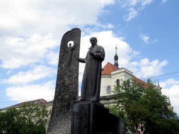 Monumento estatua Taras Shevchenko №52304