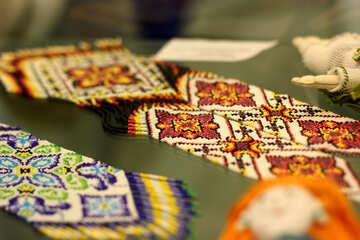 paint beadwork patterns carpet craft №52661