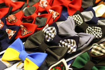 bows hair ribbons colors №52783