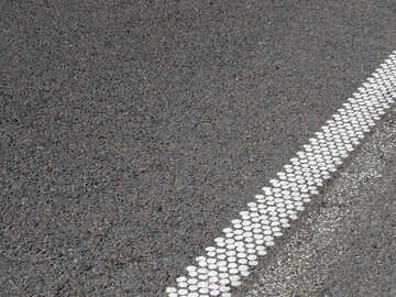Road street marks  hexagons №52024