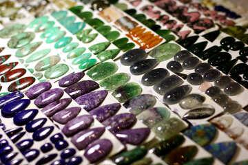gemstones polished rocks arts gems stone №52989