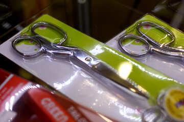 Scissors in packaging №52537
