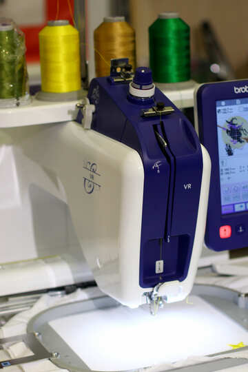 Sewing Embroidery Machine №52557