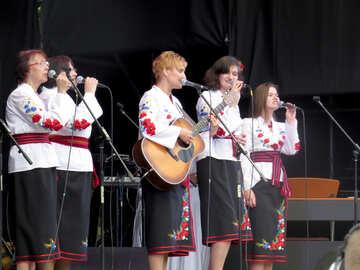 Sing folk №52273