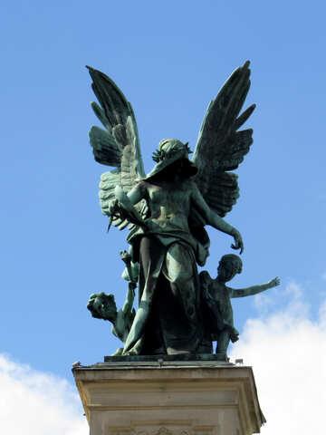 Statue angel №52265