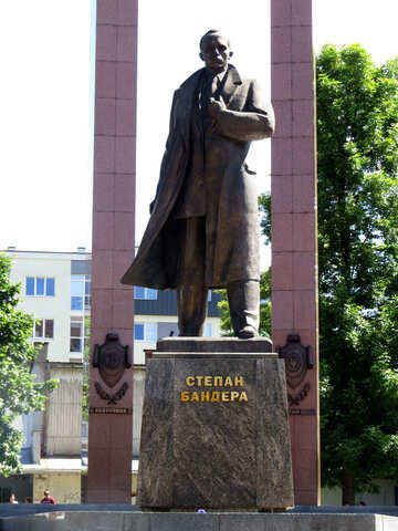 Estatua Stepan Bandera №52212