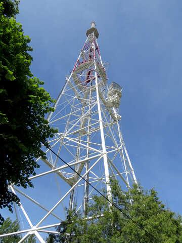 Stick tower №52058