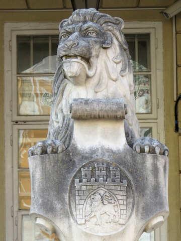 León de piedra №52337