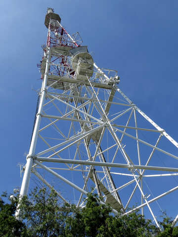 Tower electric pole №52059