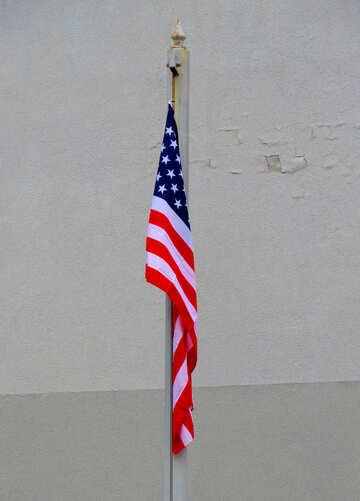 USA American Flag №52473
