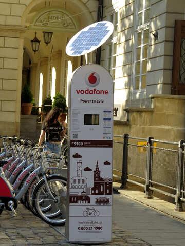Vodafone bikes rent №52348