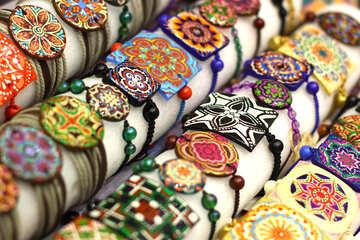 Bracelets jewelry Mandala №52939
