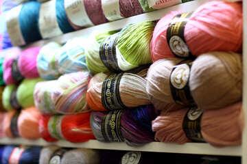 Wool cotton №52620