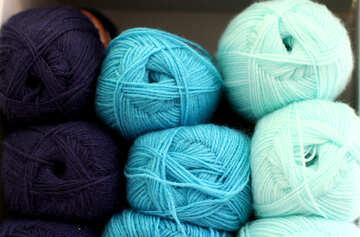 Yarn spools №52633