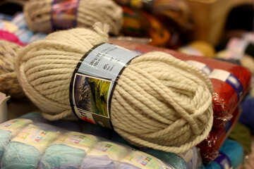 yarn wool №52744