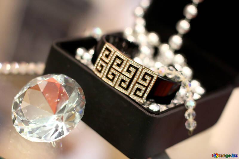 diamond jewellery a box of jewels ring №52794