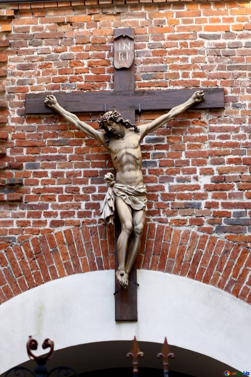 Jesus cross №52004