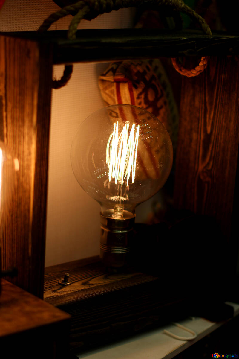 Lamp light bulb №52835