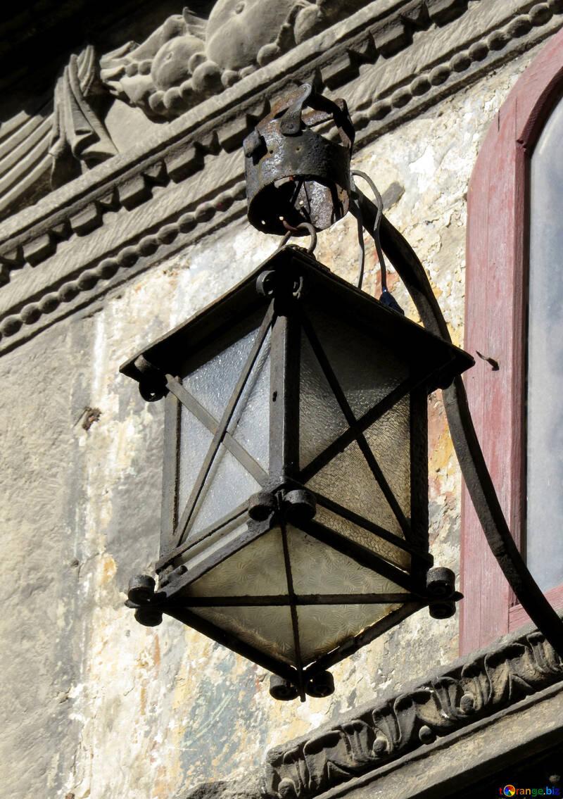 Post lamp №52185