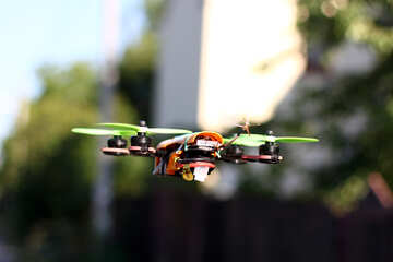 aircraft toy drone №53709