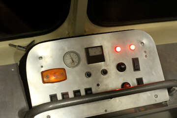 Control panel machine dashboard №53605