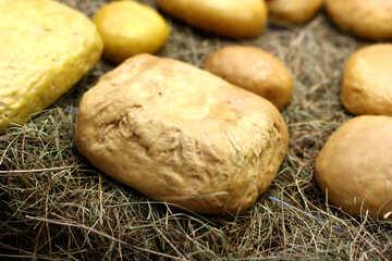Cheese  stone №53076