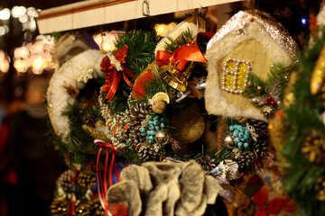 Christmas scene №53530