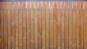 A fence with wooden plank texture №53433