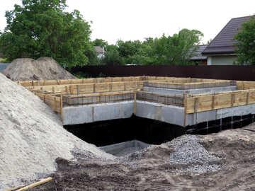 basement building build house №53424