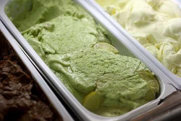 ice cream green №53069