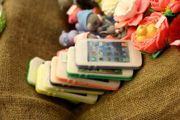 Giocattoli per telefoni cellulari №53173