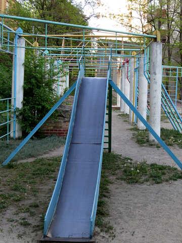 playground slides №53390