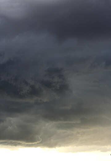 storm clouds №53250