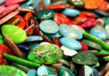 colorful rock thingies Sweets stones №53154