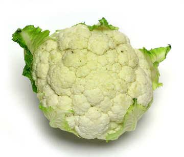 Cauliflower cabbage vegetal vegetable №53626