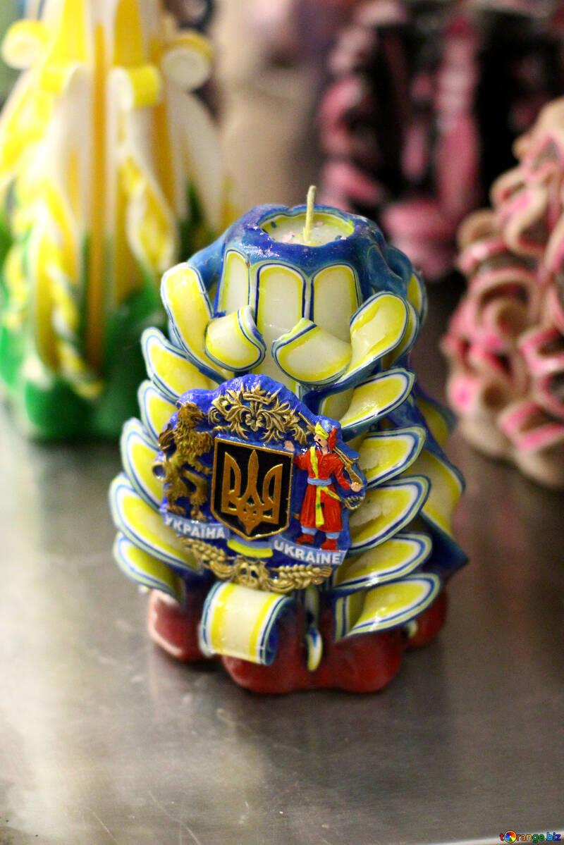 Shrine inspired candle №53123