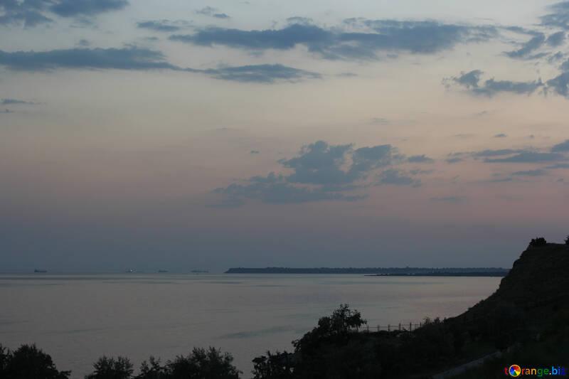 Ocean seaside sky №53227
