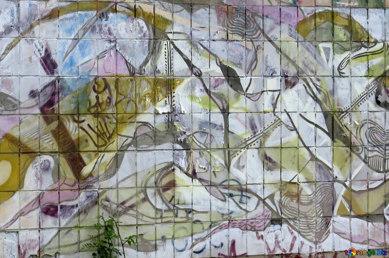 Wall art texture №53413